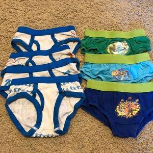Toddler Boys underwear